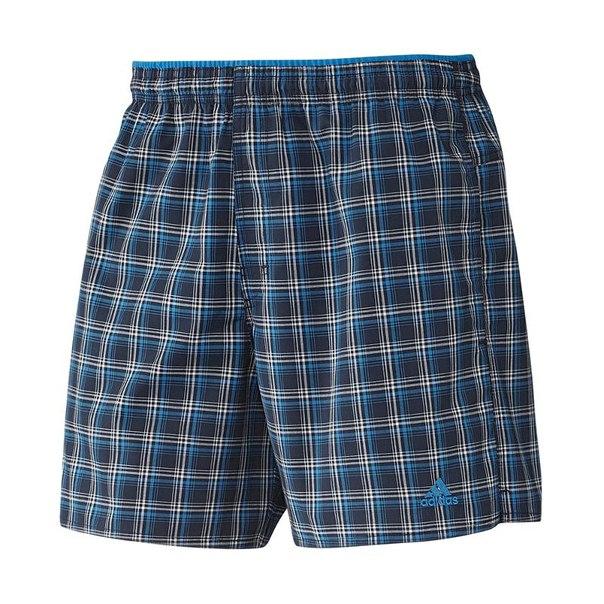 Шорты adidas check sh sl z20878, мужские, темно-синие