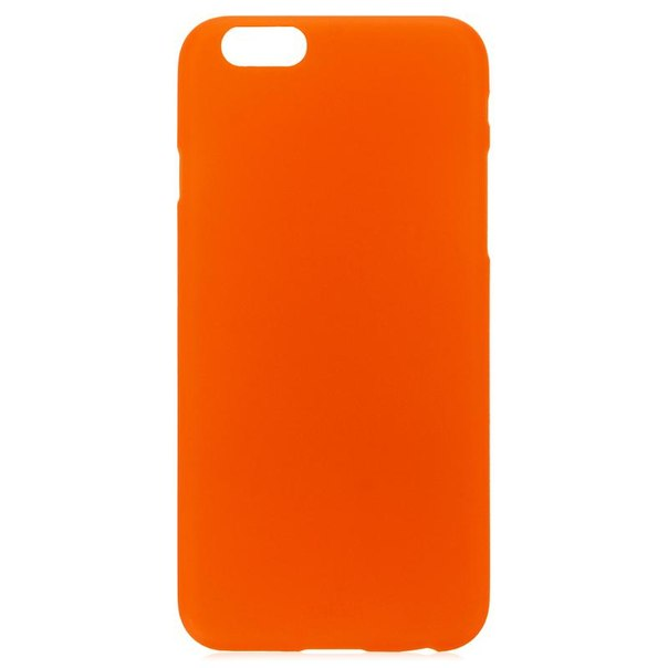 Чехол крышка zakka для iphone 6, оранжевый