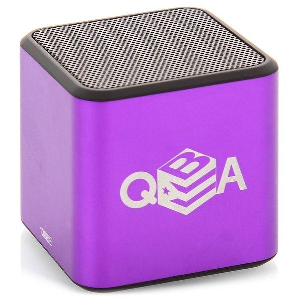 Mp3 плеер 3q quba player v2 (sp101m) cf, purple, пурпурный