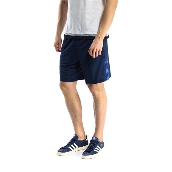 Шорты adidas base3s short kn s21973, мужские, темно-синие