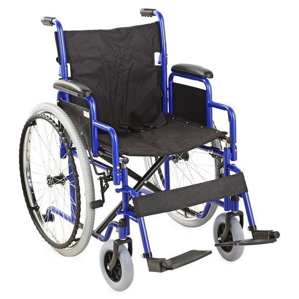 Кресло-коляска для инвалидов армед h 035 (19 дюймов) p, пневматические быстросъемные колеса
