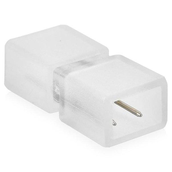Упаковка коннекторов 10шт для светодиодной ленты jazzway mvs-3528