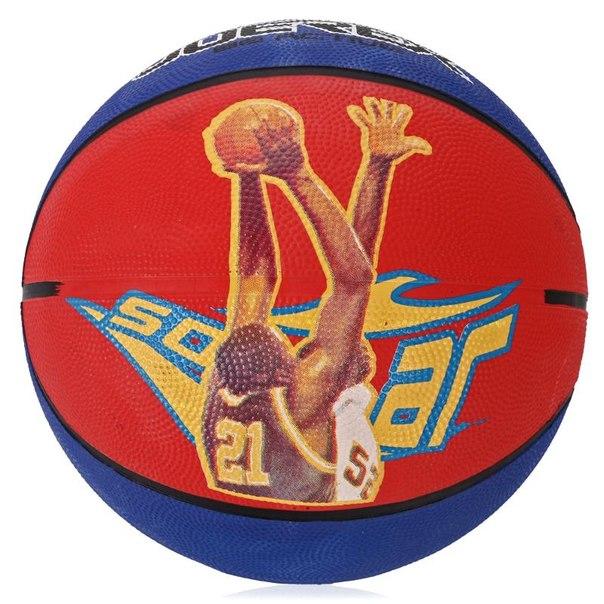 Мяч баскетбольный joerex, размер 7