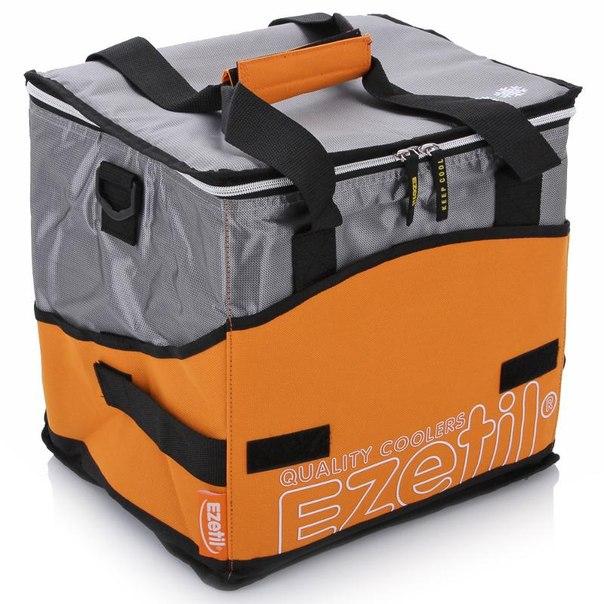 Изотермическая сумка ezetil keep cool extreme 28 orange