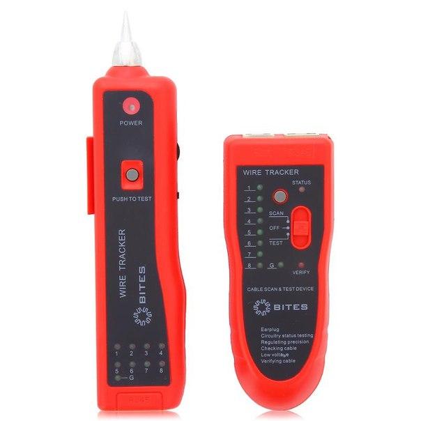 Тестер кабеля 5bites ly-ct025