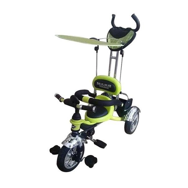 Велосипед трехколесный mars mars trike kr01h зеленый
