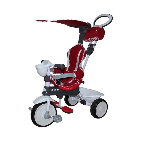 Велосипед трехколесный mars mini trike lt-7811 красный
