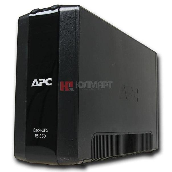 Ибп apc back-ups br550gi