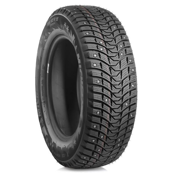 Шина michelin x-ice north xin3 195/65 r15 95t шип