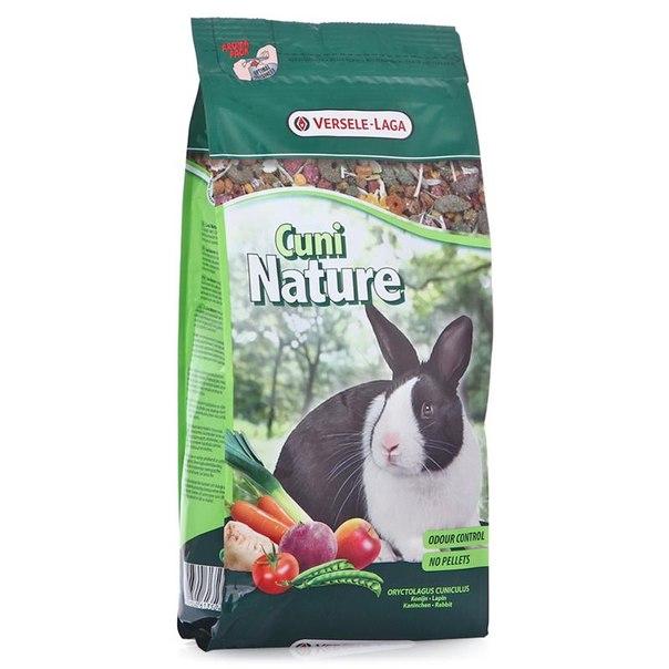 Корм versele-laga premium для кроликов, cuni nature, 750 г