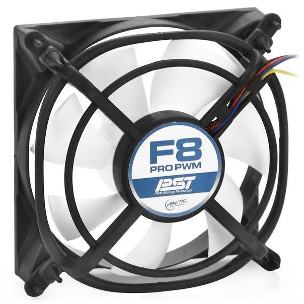 Кулер arctic cooling arctic fan f8 pro pwm