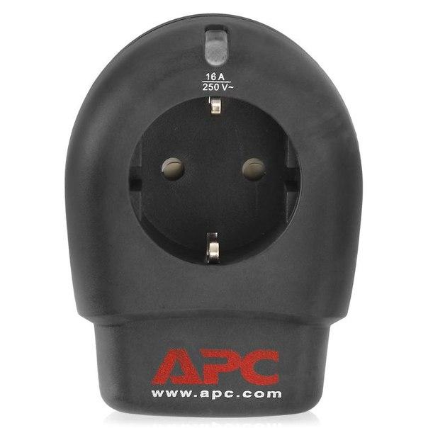 Сетевой фильтр apc surgearrest essential p1-rs