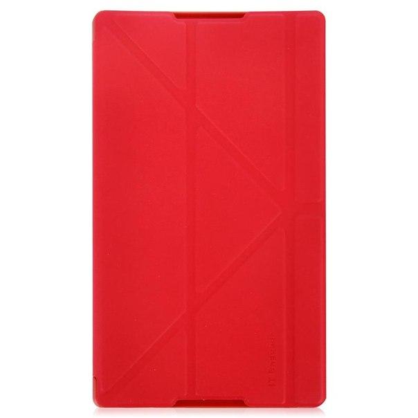 "Чехол книжка it baggage itsyz301-3 для планшета sony tab z3 8"", красный"