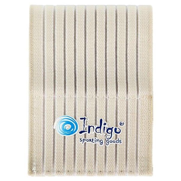 Бинт-бандаж indigo, размер 34.5х7.5 см