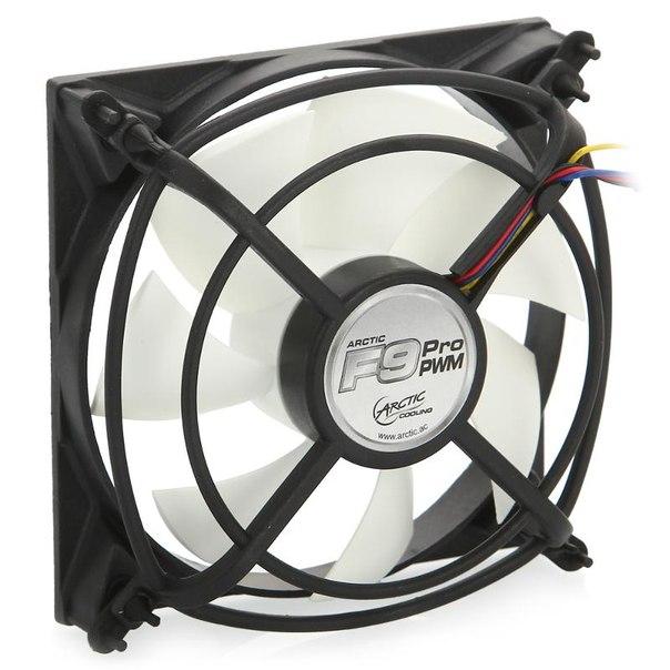 Кулер arctic cooling arctic fan f9 pro pwm