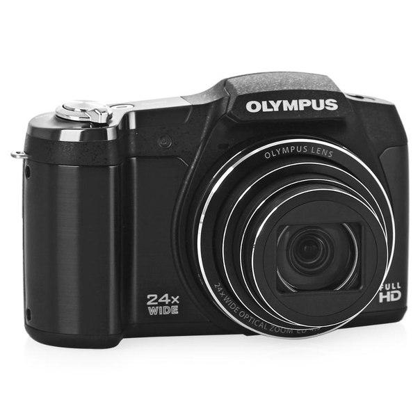 Цифровой фотоаппарат olympus sz-17 black