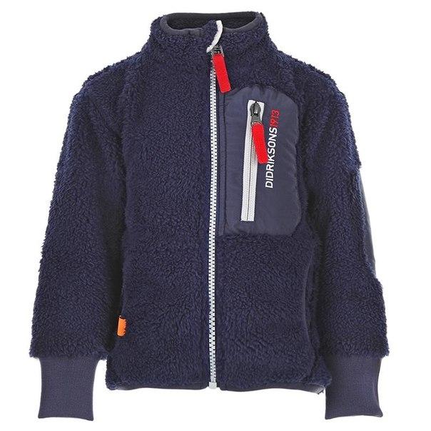 Куртка didriksons1913 cruz kids 574301, размер 100 см, цвет морской бриз