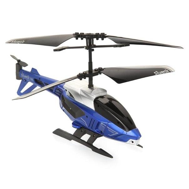Вертолет радиоуправляемый silverlit с bluetooth управлением (для iphone, ipad,ipod) 3х канальный