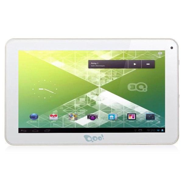 Планшет 3q q-pad lc0901d 18a4 8gb white