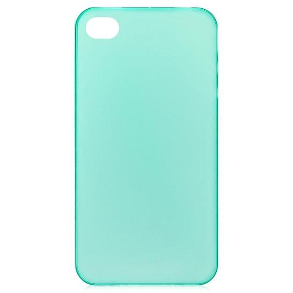 Чехол крышка zakka для iphone 4/4s, зеленый