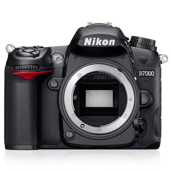 Зеркальный фотоаппарат nikon d7000 body black
