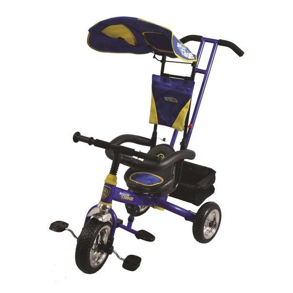 Велосипед трехколесный navigator т55914 lexus bl синий