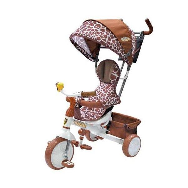 Велосипед трехколесный navigator т57578 lexus сафари жираф