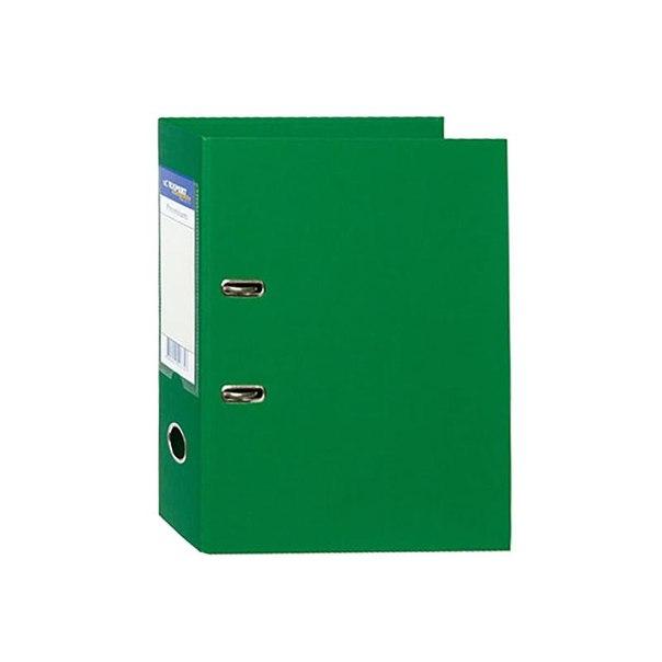 Папка-регистратор expert complete, 80 мм, зелёная