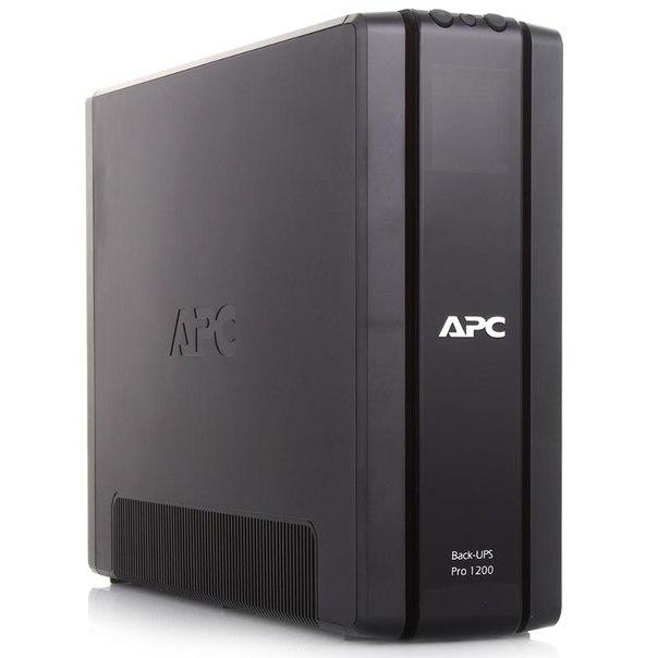 Ибп apc back-ups br1200g-rs