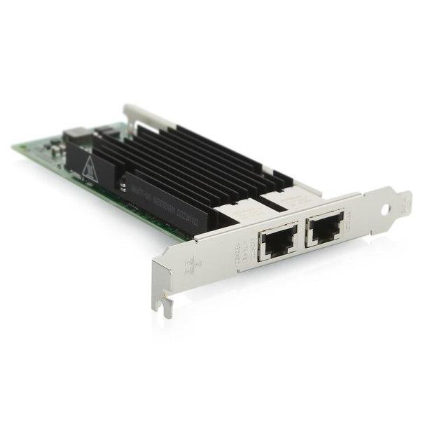 Серверная сетевая карта intel x540-t2