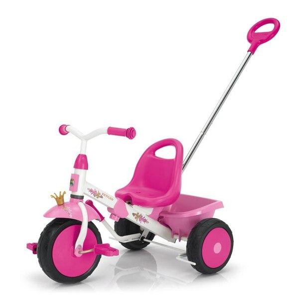 Велосипед трехколесный kettler 8847-100 happytrike princess