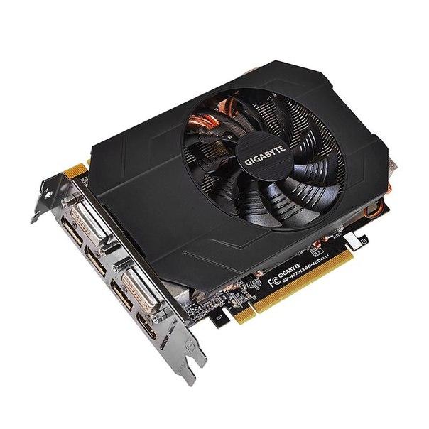 Видеокарта gigabyte gv-n970ixoc-4gd, gtx 970, 4096мб, gddr5, retail