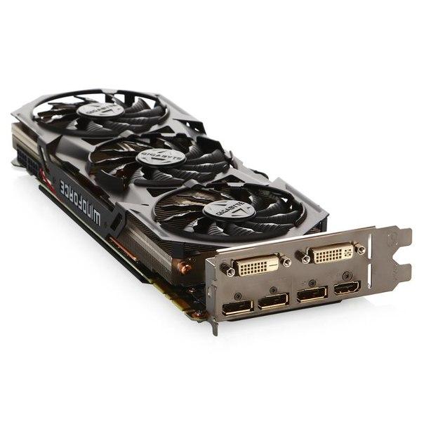 Видеокарта gigabyte gv-n980g1 gaming-4gd, gtx 980, 4096мб, gddr5, retail