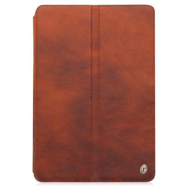 Чехол-книжка time для sony xperia tablet z/z2, коричневый