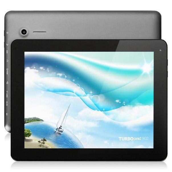 """Интернет-планшет turbopad 902 16gb, 9.7"""" ips 2048х1536 retina display, quad core"""