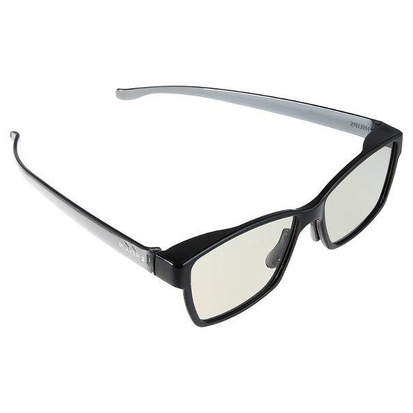 Беспроводные очки 3d philips pta436/00
