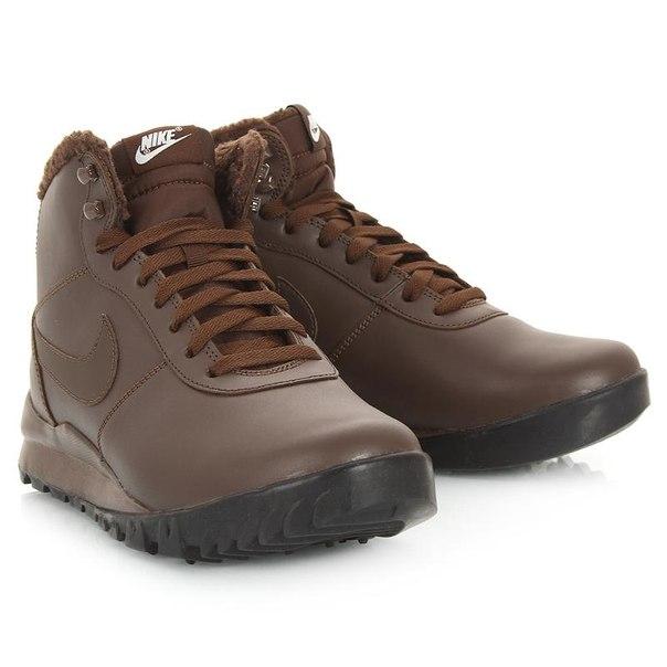 Ботинки nike hoodland leather 654887-220