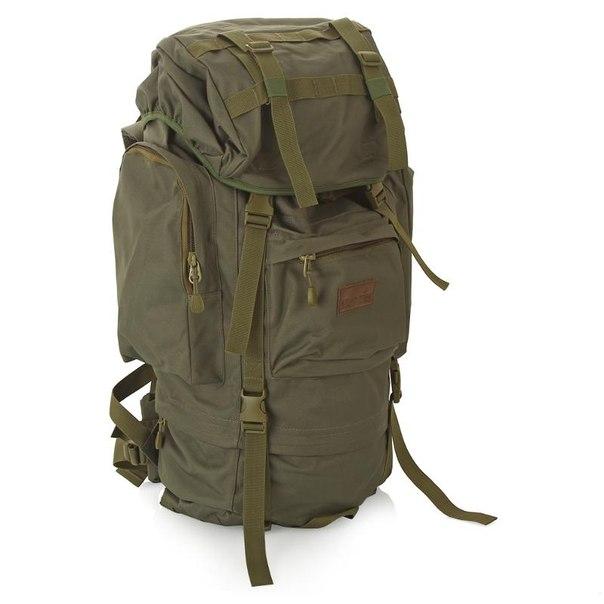 рюкзак из брезента для охоты