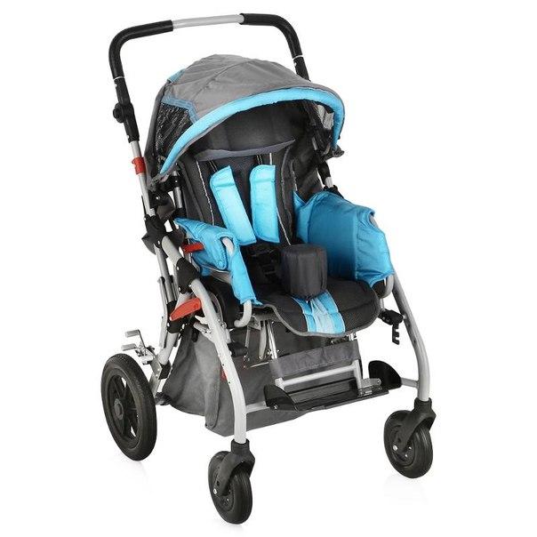 Кресло-коляска для инвалидов армед h006 (19 дюймов)