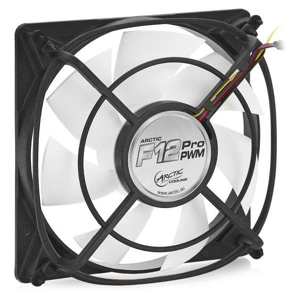 Кулер arctic cooling arctic fan f12 pro pwm