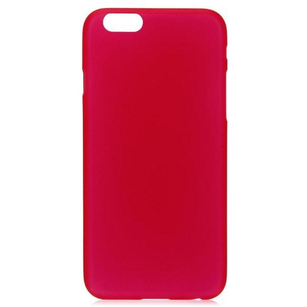 Чехол крышка zakka для iphone 6, красный