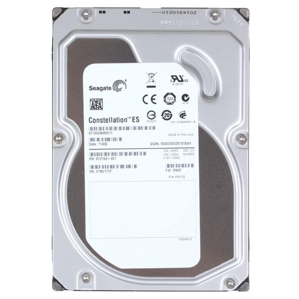Жесткий диск hdd 1тб, seagate constellation es, st1000nm0011
