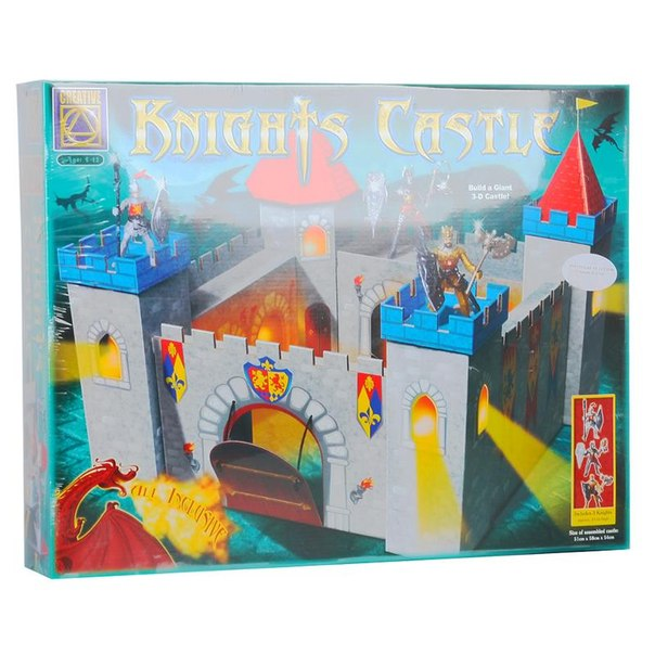 Набор для творчества creative рыцарский замок