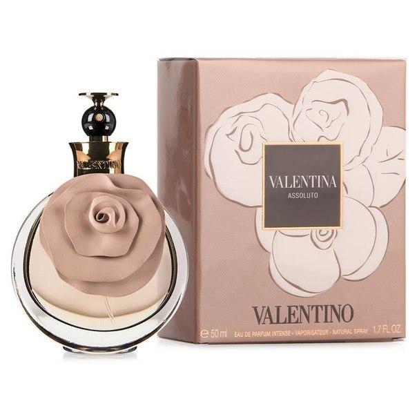 Парфюмерная вода valentino valentina assoluto, 50 мл