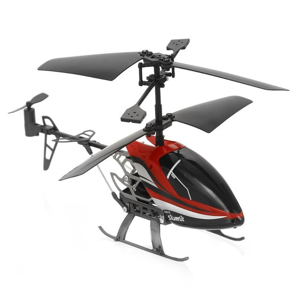 Вертолет радиоуправляемый silverlit smartlink (работает от гаджетов на базе android и ios) 3-х канальный