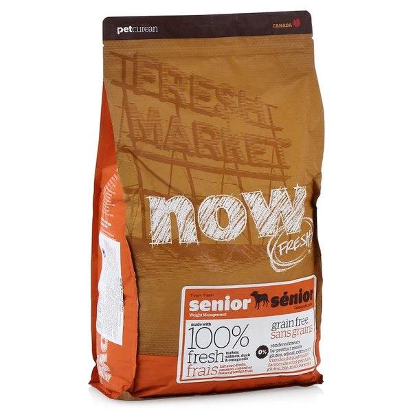 Корм сухой now natural holistic для собак контроль веса, беззерновой (с индейкой, уткой и овощами) 2,72 кг