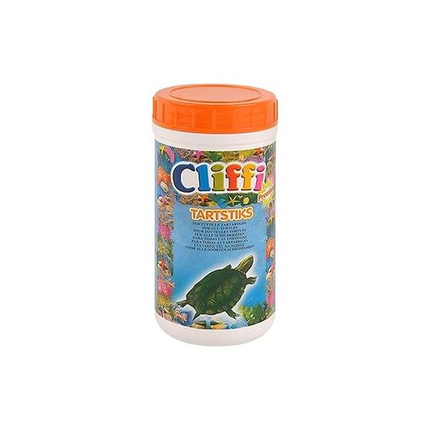 Корм для черепах cliffi, палочки, 1000 мл