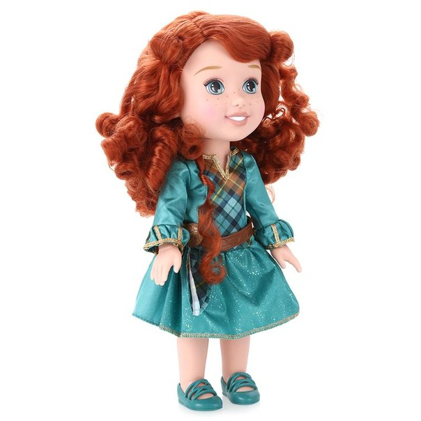 Кукла принцессы дисней малышка мерида (храброе сердце) 31 см