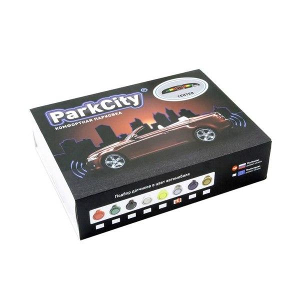 Парктроник parkcity center 418/102 silver