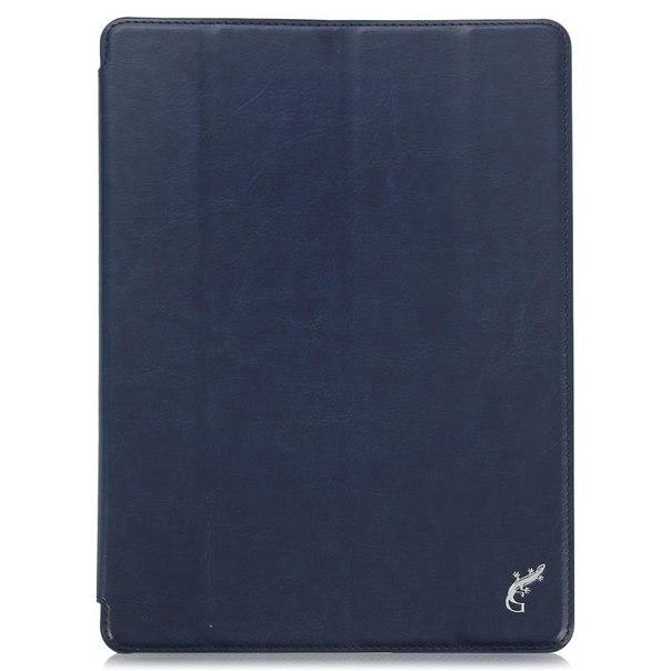 Чехол-книжка g-case slim premium для samsung galaxy tab s 10.5, темно-синий